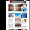 Use for Travel, News, Magazine, Corporate web themes