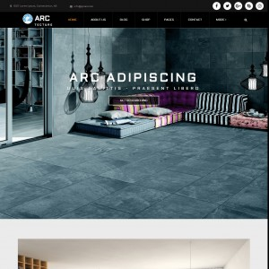 Interior Decorating Web Template | Kitchen | Design